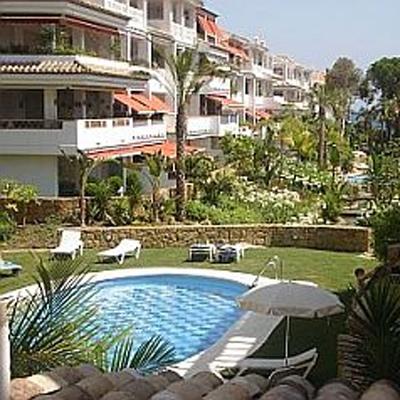 Las Canas Beach Marbella
