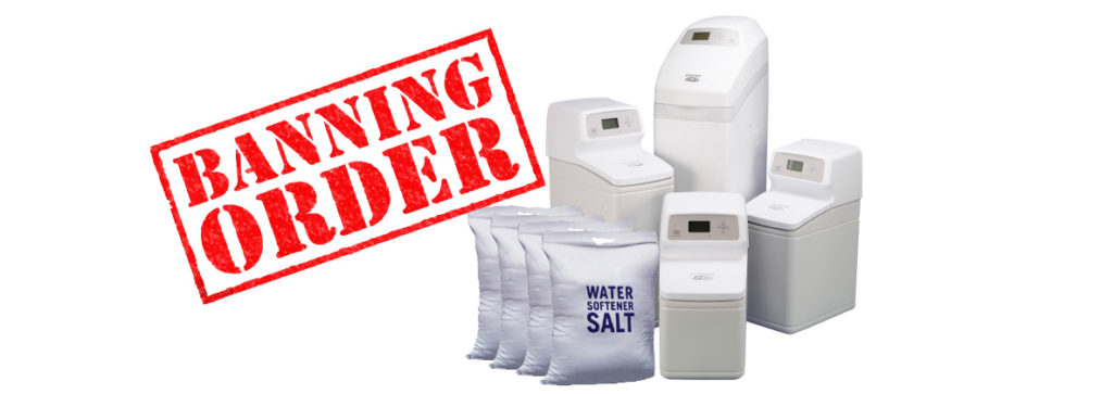Salt Water Softener Ban in the US